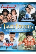 Family Favorites - 4 Movie Collection
