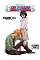 Bleach Uncut: DVD Set One - Episodes 1-20