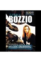 Terry Bozzio: Melodic Drumming and the Ostinato, Vols. 1, 2, 3