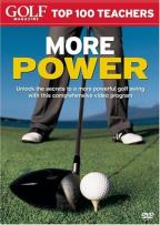 Golf Magazine - Top 100 Teachers: More Power