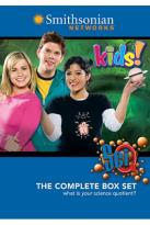 SciQ: The Complete Box Set