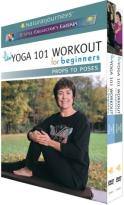 Lilias! Yoga 101 Workout for Beginners: Props to Poses - 2-Volume Box Set