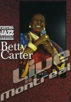 Betty Carter: Live in Montreal