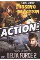 Missing in Action/Delta Force 2