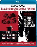 Blood-Drenched Double Feature: The Wizard of Gore/The Gore Gore Girls