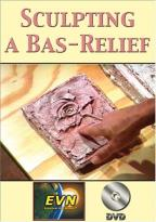Sculpting a Bas-Relief