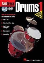 Fast Track Music Instruction: Drums 1