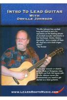 Intro to Lead Guitar with Orville Johnson