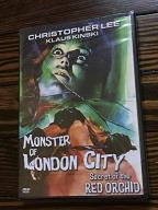 Monster of London City/The Mystery of the Red Orchid