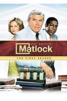 Matlock - The Complete First Season