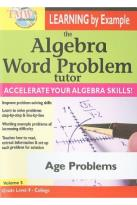 Algebra Word Problem Tutor: Age Problems