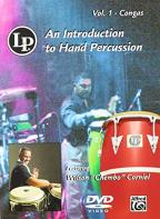 "Introduction to Hand Percussion: Vol 1 Congas featuring Wilson ""Chembo"" Corniel"