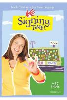 Signing Time! Vol. 5 - ABC Signs