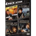 Delta Force/Delta Force 2/Code of Silence/Hero and the Terror