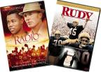 Radio/Rudy - DVD 2-Pack