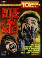 Gore And More - 10 Movie Pack