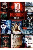 10 - Film Horror Pack, Vol. 3
