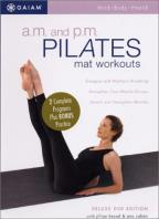 A.M./P.M. Pilates Mat Workout