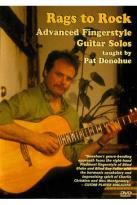 Pat Donohue: Rags to Rock - Advanced Fingerstyle Guitar Solos