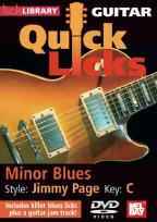 Guitar Quick Licks:Jimmy Page Style M