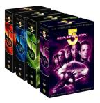 Babylon 5 - The Complete Seasons 1-4