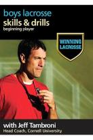 Winning Lacrosse - Boys Lacrosse Vol. 1: Skills & Drills Beginning Player