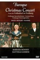 Barbara Bonney/Matthias Goerne: Baroque Christmas Concert from the Cathedral in Freiburg