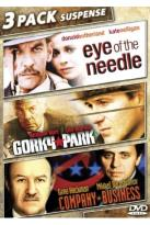 Eye of the Needle/Gorky Park/Company Business