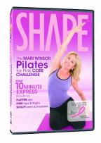 Mari Winsor Core Challenge - Pilates For Pink - DVD