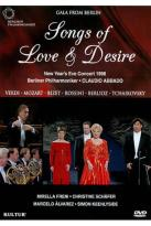 Songs of Love & Desire Gala from Berlin