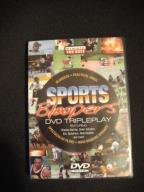 Sports Bloopers DVD Tripleplay