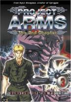 Project Arms 2nd Chapter - Vol. 3: Survival Of The Fittest