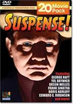 Suspense - 20 Movie Pack