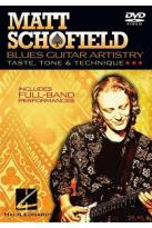 Matt Schofield: Blues Guitar Artistry