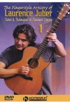 Fingerstyle Artistry of Laurence Juber, Vol. 1: Tunes & Techniques in Standard Tuning