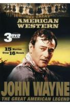 Great American Western: John Wayne, The Great American Legend
