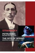Stravinsky: Petrushka/The Rite of Spring