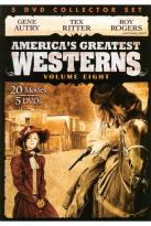 Great American Western Collectors Set, Vol. 8