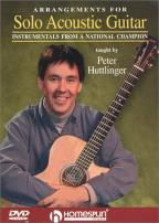 Arrangements for Solo Acoustic Guitar - Vol.1