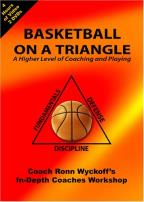 Coach Ronn Wyckoff: Basketball on Triangle - A Higher Level of Coaching and Playing