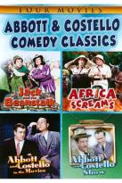 Abbott and Costello Comedy Classics