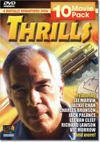 Thrills - 10 Movie Pack