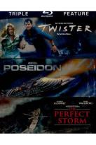 Twister/Poseidon/The Perfect Storm