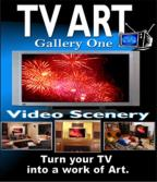 TV Art Video Scenery - Gallery 1