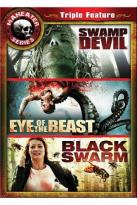 Maneater Series: Swamp Devil/Eye of the Beast/Black Swarm