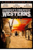 Great American Western Collectors Set, Vol. 6