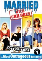 Married...With Children: The Most Outrageous Episodes - Volume #1