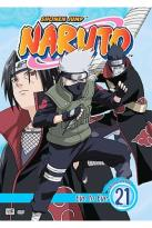 Naruto - Vol. 21: Eye to Eye