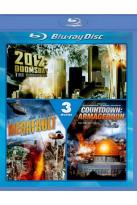 2012: Doomsday/Countdown: Armageddon/Megafault