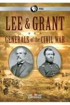 American Experience: Lee and Grant - Generals of the Civil War